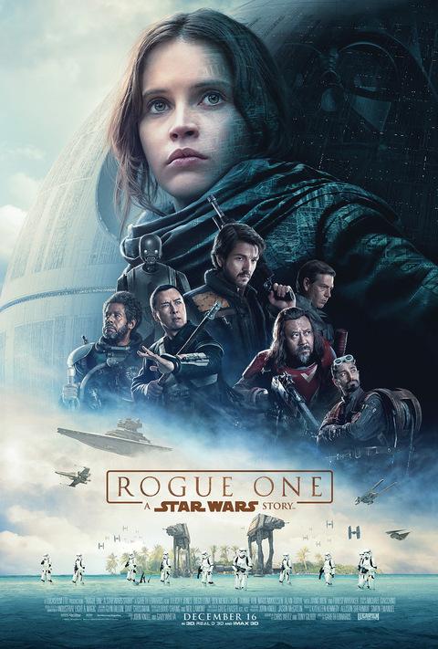 Affiche de Rogue One
