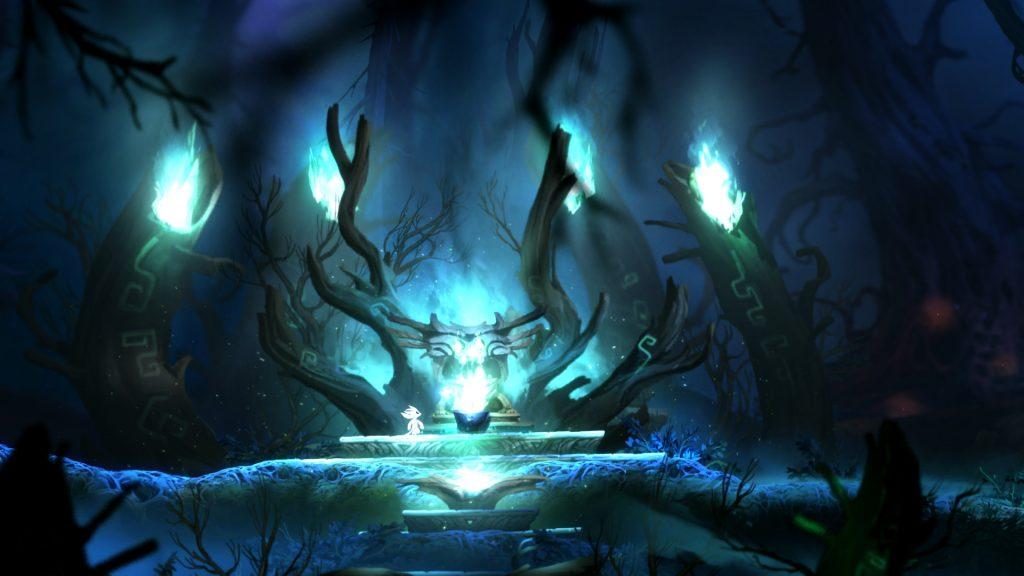 Ori and the blind forest - capture d'écran